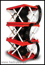 Pneumatic Lift Table Design hydraulic scissor lift table Herkules Scissor Lift Tables