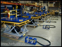 Michigan Lift Table Supplier Graphic
