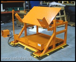 herkules mechanical tilt table v0242