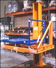 herkules hydraulic post lift v0690_01