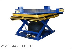 Herkules Pneumatic Lift & Rotate