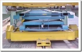 school bus conveyor lift system manufacturer v0112_02