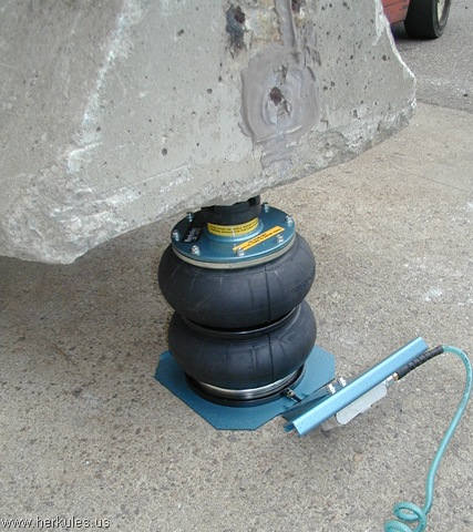 Portable Air Jacks – A Quick, Solid Jack For Any Lifting ...