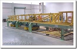 school bus conveyor lift system manufacturer v0112_01