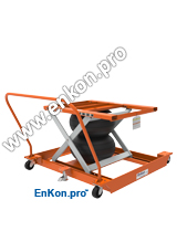 als01_12_enkon_a_series_air_scissor_lift_table_caster_cart