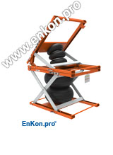 als01_14_enkon_a_series_air_scissor_lift_and_tilt_table