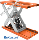 lsh03f_enkon_hydraulic_scissor_lift_table