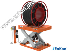 lsh08_01_enkon_hydraulic_scissor_lift_table_rubber_tubing