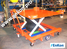 v0434_enkon_a_series_air_scissor_lift_portable_caster_cart