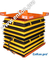 v0534_lsa08_enkon_pneumatic_scissor_lift_table