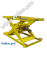 v0735_01_enkon_precision_ball_screw_scissor_lift_table_robot