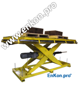 v0781_01_enkon_high_capacity_ball_screw_scissor_lift_table