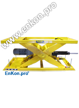 v0804_02_enkon_servomotor_ball_screw_scissor_lift_table