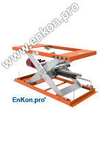 v0804_04_enkon_heavy_duty_accurate_ball_screw_scissor_lift_table