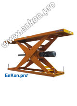 v0809_01_enkon_robotic_ball_screw_scissor_lift_table
