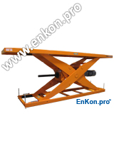 v0809_02_enkon_heavy_duty_ball_screw_scissor_lift_table