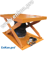 v0822_lsa15_enkon_air_scissor_lift_table