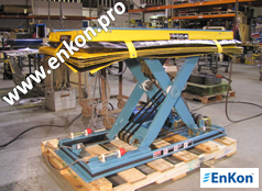 v0845_01_enkon_belt_drive_precision_scissor_lift_table_robot