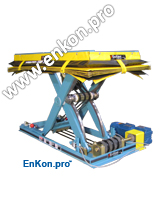 v0845_07_enkon_belt_drive_precision_scissor_lift_table_automated_guided_vehicle
