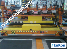 v0850_01_enkon_battery_installation_automotive_electric_ball_screw_scissor_lift