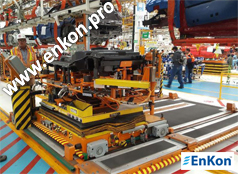v0850_03_enkon_battery_installation_automotive_electric_ball_screw_scissor_lift