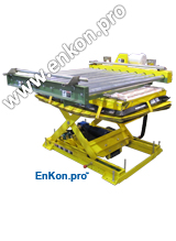 v0877_01_enkon_belt_drive_scissor_lift_conveyor_table