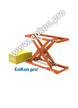 v0937_01_enkon_belt_drive_scissor_lift_table_assembly_line