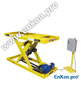 v0976_01_enkon_belt_drive_scissor_lift_table_assembly_line