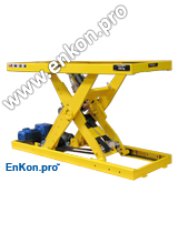 v0976_04_enkon_belt_drive_scissor_lift_table_long_life