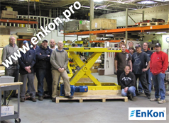 v0979_01_enkon_belt_drive_scissor_lift_table_agv_herkules_team