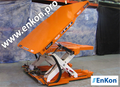 v1097_03_enkon_hydraulic_scissor_lift_&_tilt_table_for_agc_24_vdc