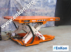 v1097_04_enkon_hydraulic_scissor_lift_&_tilt_table_for_agc_24_vdc