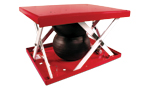 air scissor lift tables